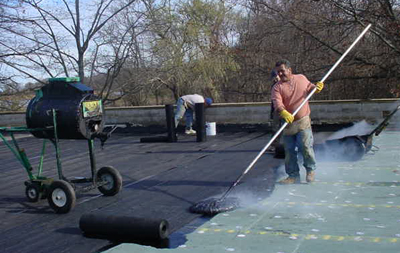 Statewide Roofing 187 Built Up